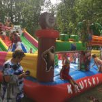 Batuudi rent batuut hüppamine liumägi lastesünnipäevad suvepäevad sündmused batuudirent