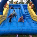 Batuudirent liumägi lastepidu lastesünnipäev
