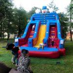 Batuudi rent limägi liug batuut hüüpamine lastepidu sünnipäevad süvepäevad