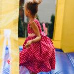 Batuudirent batuut hüppamine liug väikelapsed laste sünnipäevad süvepidu